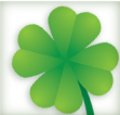 Create A Four Leaf Clover Vector For St. Patrick's Day!