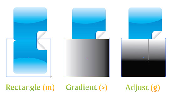 Create Gradient and Adjust
