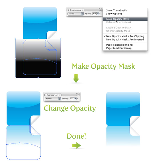Make Opacity Mask