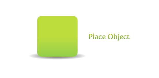 Place Object