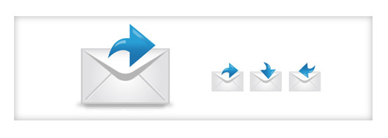 Create an Envelpe Icon With a Satin Feel