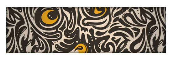 Vector Freebie &amp; Micro Tutorial: Seamless Swirls