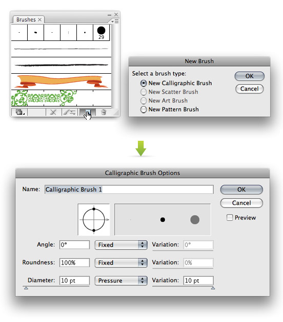 Wacom Settings In Illustrator - Vectips