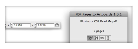 Scripts Make Multiple Artboards in Illustrator CS4 Even Better