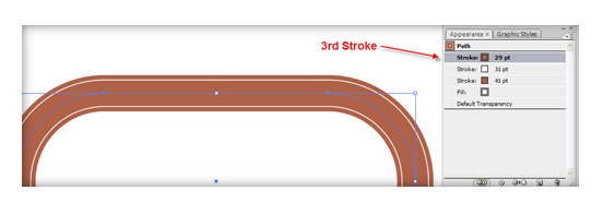 Adobe Illustrator CS3 Tutorial: Multiple Strokes and Fills