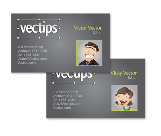 Businness Card Samples
