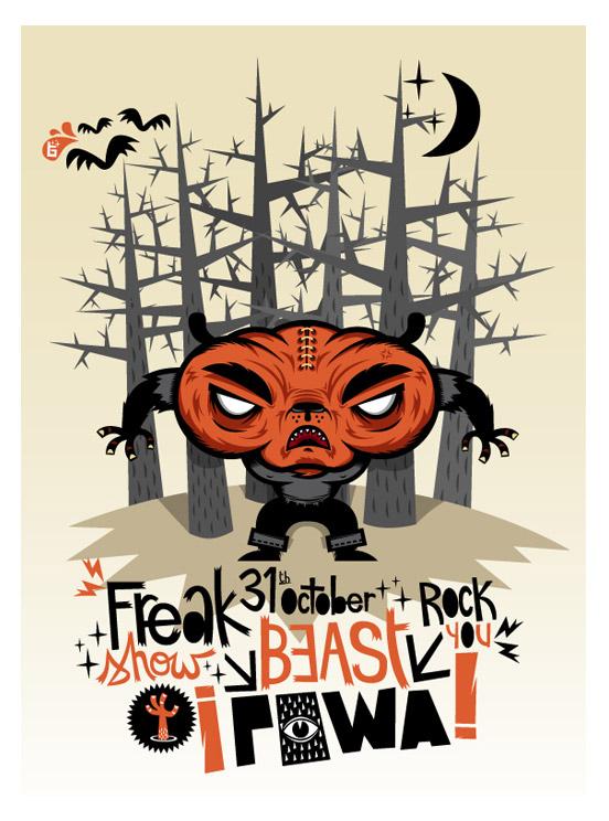 Beast Powa