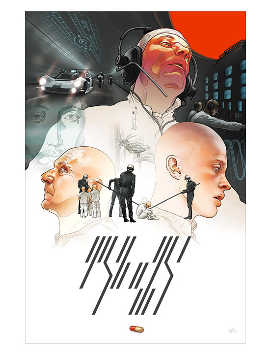 Martin Ansin - New 1138 Poster Available!