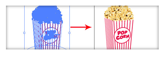 Illustrator Tip #13: Cropping Images