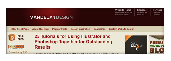 25 Tutorials for Using Illustrator and Photoshop Together for Outstanding Results