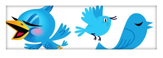 Free Twitter Birds