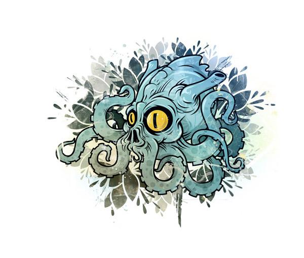 Lovecraft Inspiration