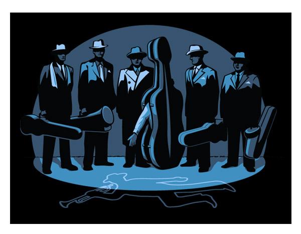 Mob Musicians by Glenn Jones