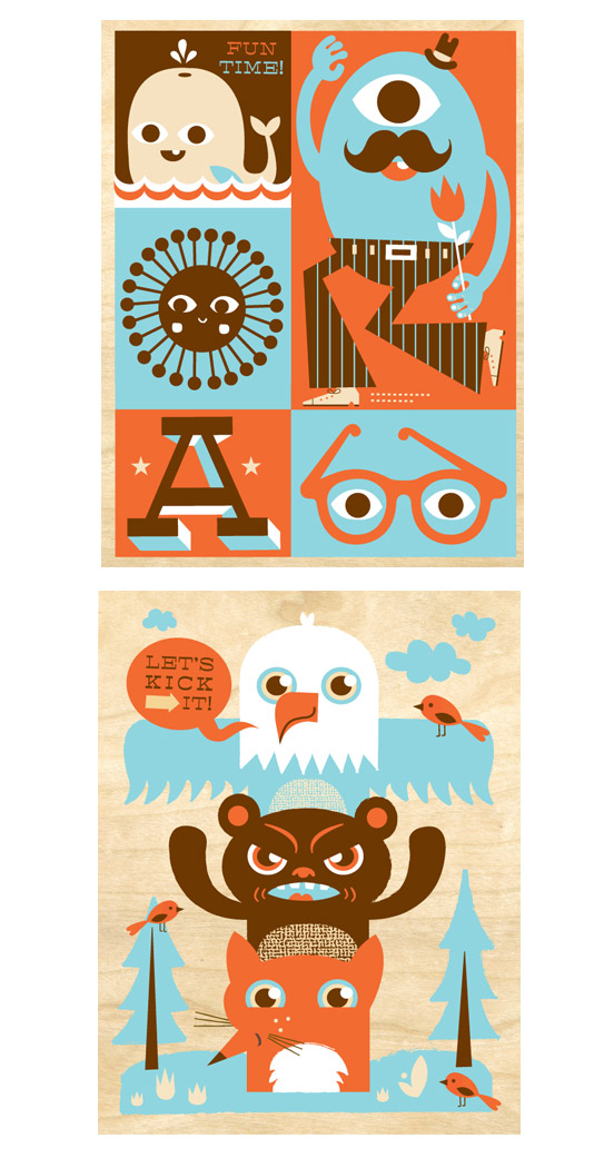 Posters and Art Prints by Tad Carpenter