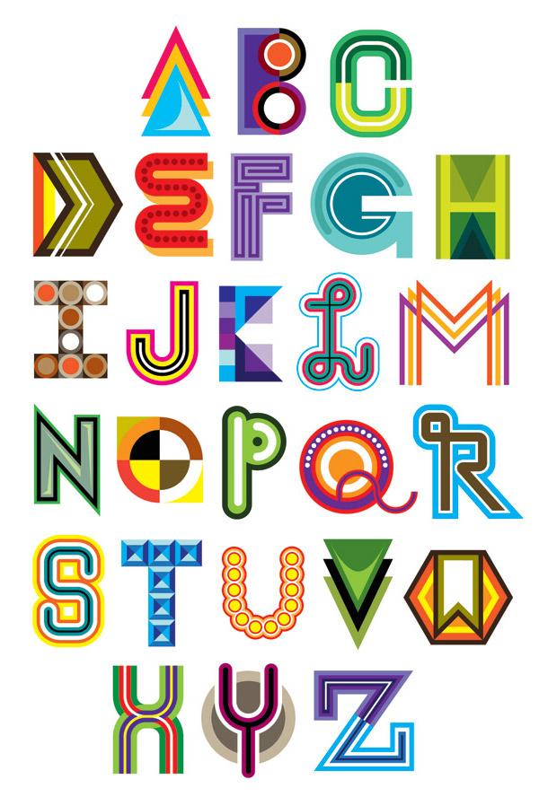 MATT W. MOORE Typography