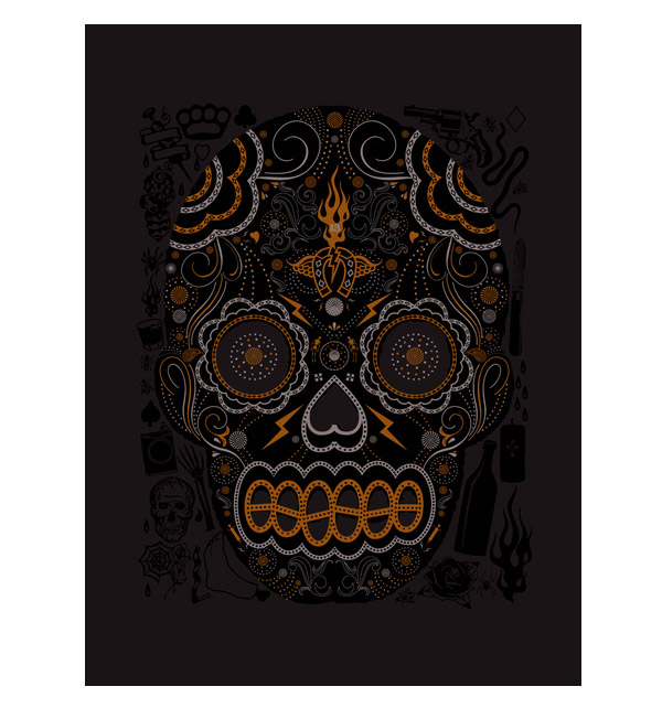 New Posters, Shirts, and Art Prints by Hero Design Studio