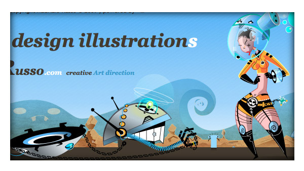 Learn a Professional Workflow for Illustrating a Comic-Style Header Image