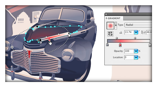 10 Awesome features in illustrator CS4 that increase creativity to MAX!