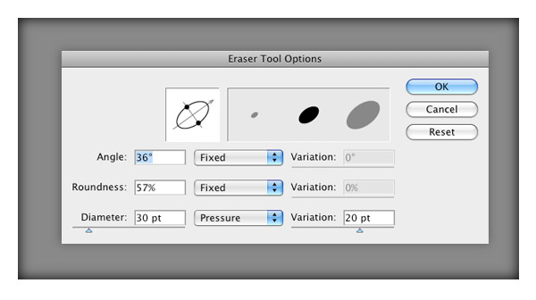 Mysteries of the Eraser Tool -- Revealed!