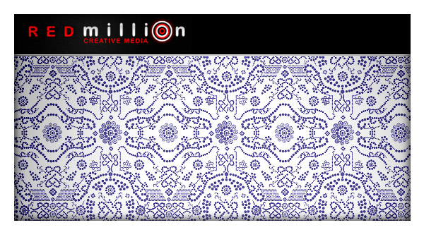 REDmillion Dotted Pattern