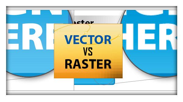 Design Battle: Vector vs. Raster