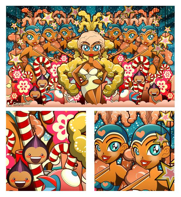 LOLA by caramelaw