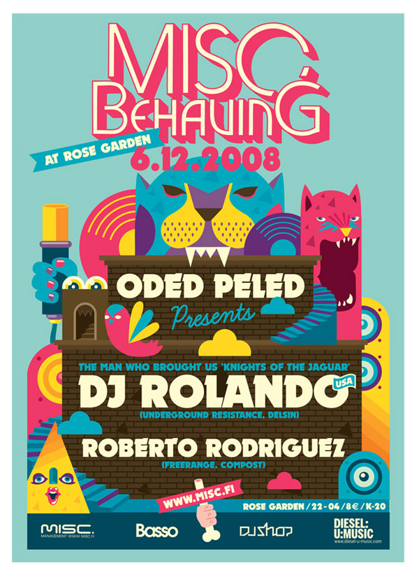 Miscbehaving- Rolando