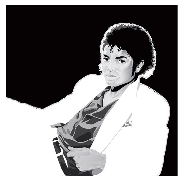 MJ - Thriller cover by Joe Murtagh