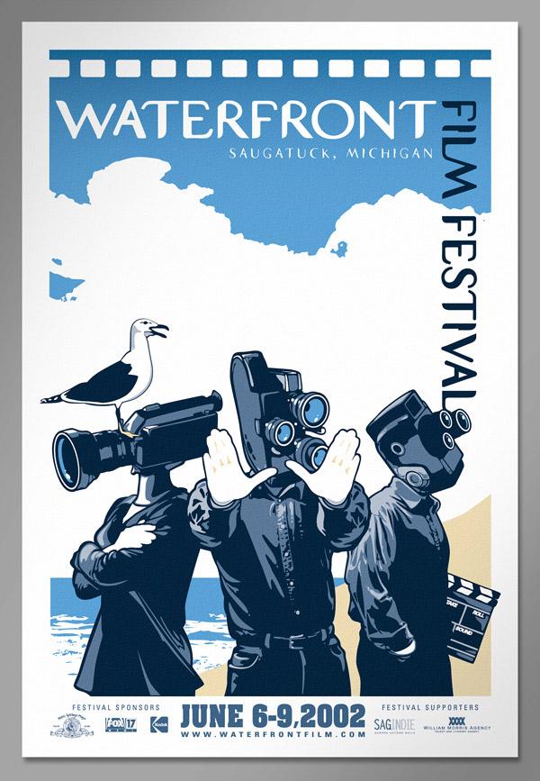 Waterfront Film Festival by Scott Auch
