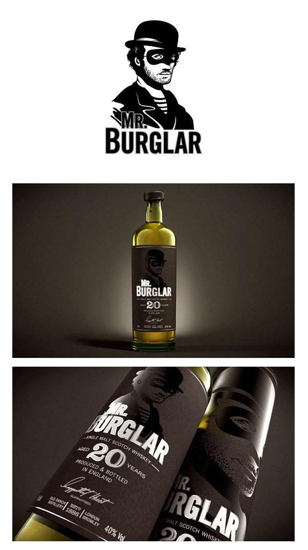Mr. Burglar by Fantastist