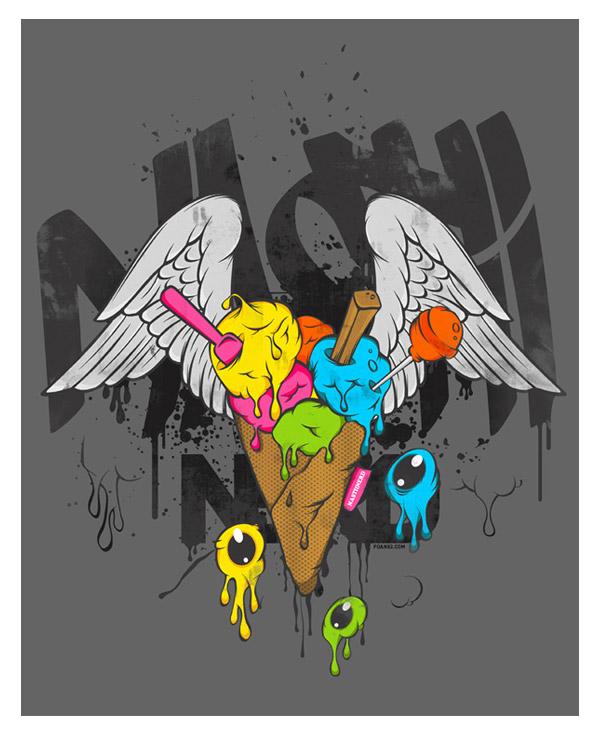 T-shirts by Foan82.com