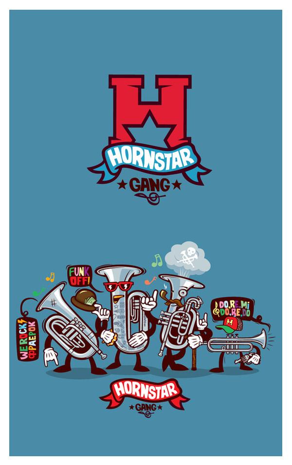 """""""HORNSTAR"""" by Konstantin Shalev"""