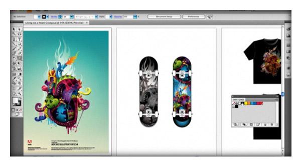 Editing New Document Profiles in Adobe Illustrator CS4
