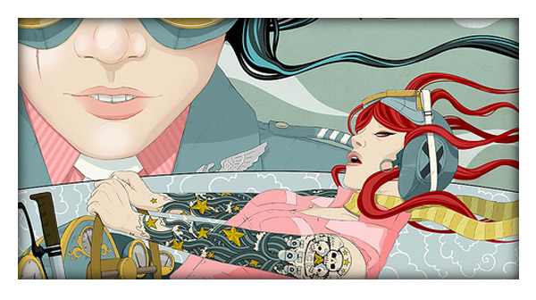 20+ Inspirational Vector Flickr Groups, and a Truckload of Awesome Vector Art