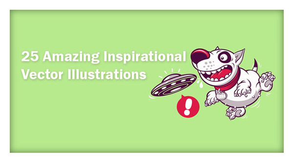 25 Amazing Inspirational Vector Illustrations