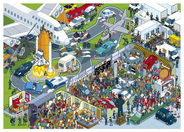 Where's Stig? Page