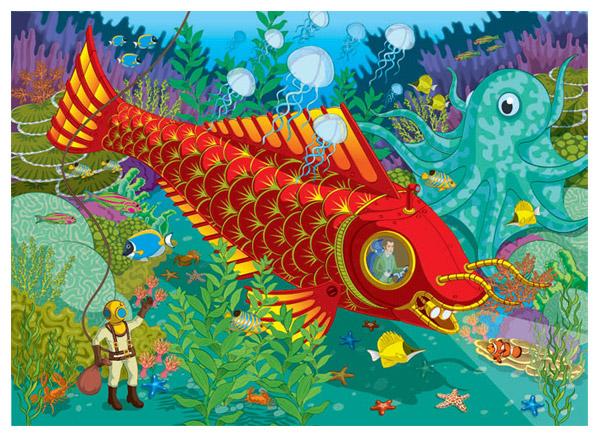 Fishy Sub