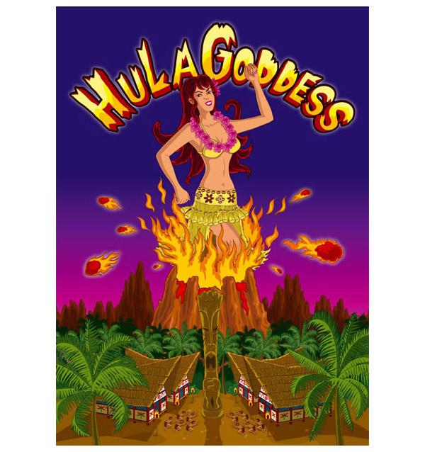 Hula Goddess
