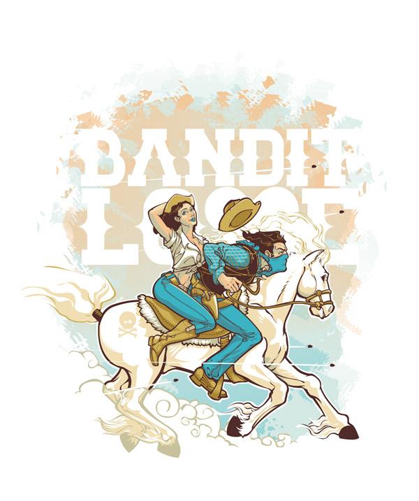 Bandit Love by JrDragao