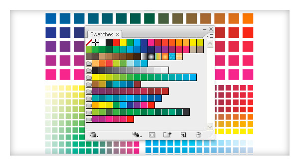 How to Create a Wide Range of Custom Color Swatches in Illustrator