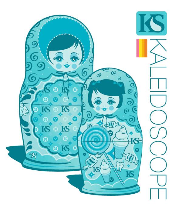 Kaleidoscope September by Hannah Busekrus