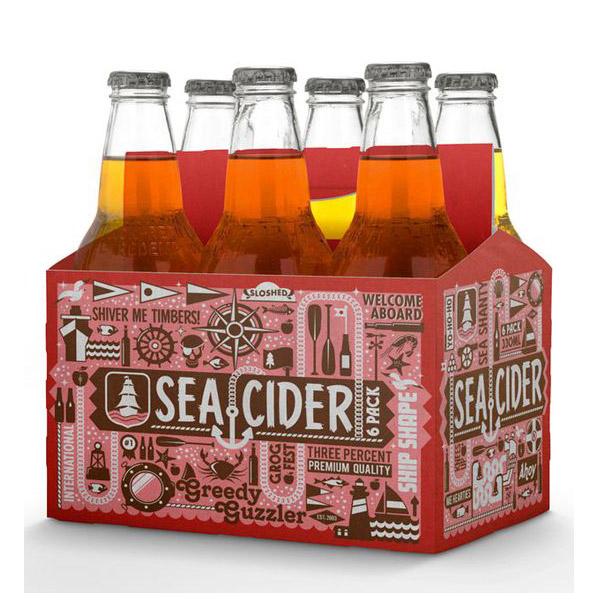 Sea Cider by ilovedust