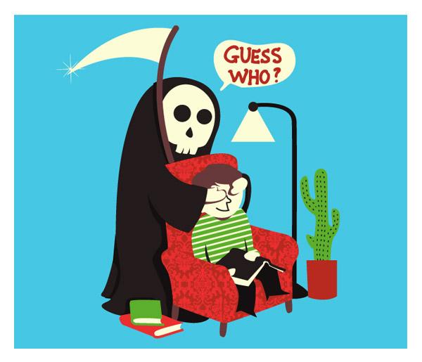 Guess Who by Budi Satria Kwan