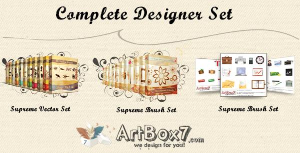 Artbox7 Complete Designer Set