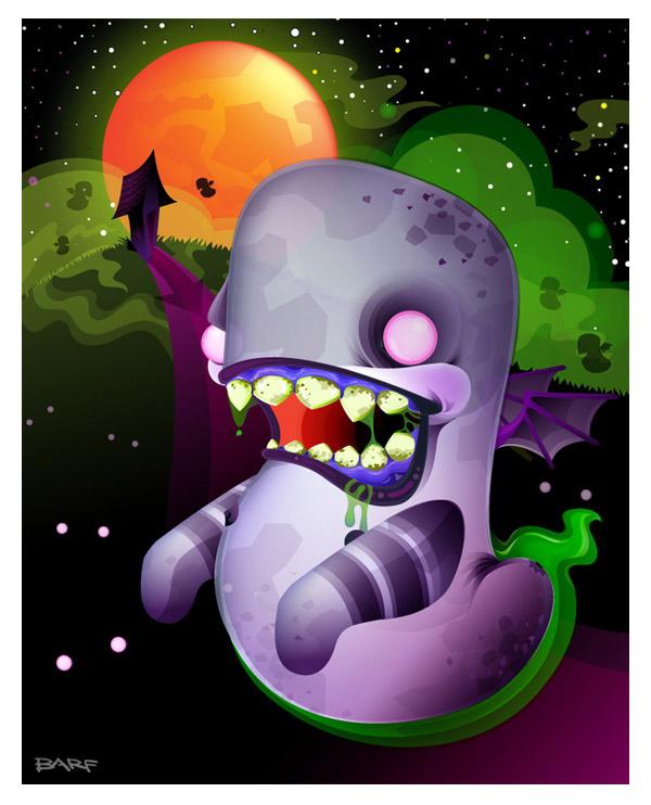 Gas of Doom by rebeca telle