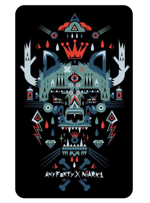 Design for AnyForty by NIARK1