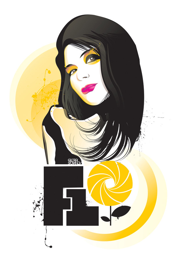 Flo by Georgi Stoyanov