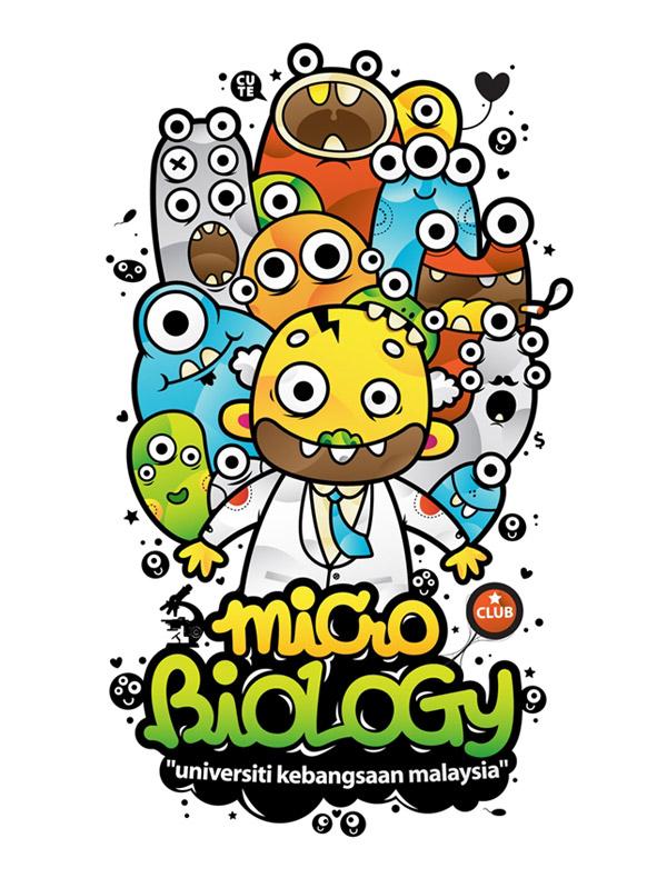 Microbiology Club by Agung Syaifudin
