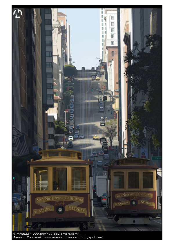 San Francisco, California by mmn22