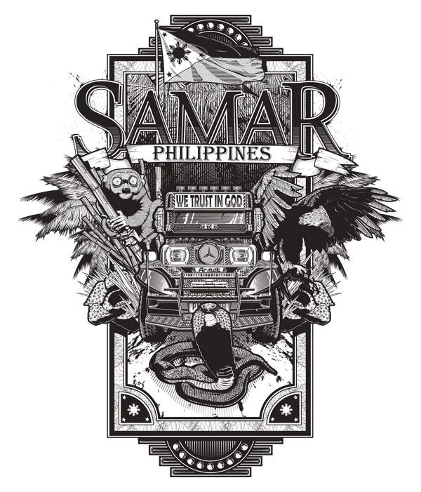 SAMAR SHIRT DESIGN by IamAxiom